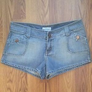No Boundaries denim shorts Junior Size 11/12